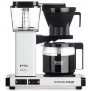 Moccamaster Kaffebryggare Vit polished KBG962AO