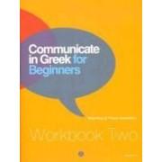 Arvanitakis, K: Communicate In Greek For Beginners