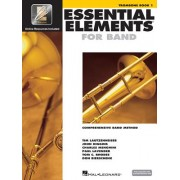 Essential Elements 2000, Book 1 Plus DVD: Trombone
