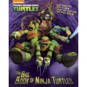 The Big Book of Ninja Turtles by Golden Books
