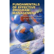 Fundamentals of Effective Program Management: A Process Approach Based on the Global Standard