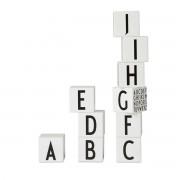 Design Letters - AJ Wooden Letter Cubes (int)