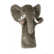 Papusa de mana stil manusa - Elefant - The Puppet Company