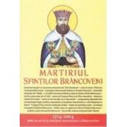 Martiriul Sfintilor Brancoveni format mare cartonat