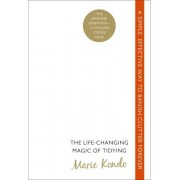 Marie Kondo The Life-Changing Magic Of Tidying Up (Vermilion)