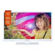 Televizor Horizon LED 24HL711H HD Ready 61 cm White