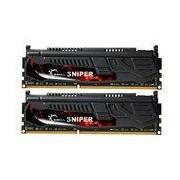 G.Skill Sniper 16 Go (2 x 8 Go) DDR3 1866 MHz CL9 - Kit Dual Channel DDR3 PC3-14900 - F3-1866C9D-16GSR (garantie à vie par G.Skill)