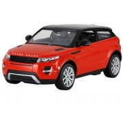 Rastar Authorized 1:14 Land Rover Range Rover Evoque Rc Toy Car With Led Lights (Red) + Free Shipping Worldwide