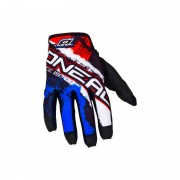 ONeal Jump Shocker Glove black/red 2017 L MTB Handschuhe