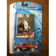 UD 2006 Collectible NBA Diecast Car - LeBron James Cleveland Cavaliers 1:64 Cadillac Escalade