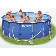 Intex 457 x 107 Metalna Konstrukcija - Komplet