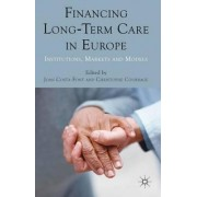 Financing Long-Term Care in Europe by Joan Costa-Font