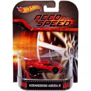 Hot Wheels Hot Wheels Entertainment Vehicle - Koenigsegg Agera R - Need for Speed Die Cast Vehicle by Hot Wheels