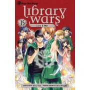 Library Wars: Love & War, Vol. 15 by Kiiro Yumi