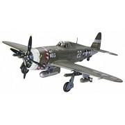 "Revell Monogram 1: 48 Escala Kit de modelo de plástico ""P-47D Thunderbolt Razorback"
