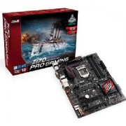ASUS Z170 PRO GAMING - Carte-mère - ATX - Socket LGA1151 - Z170 - USB 3.0, USB 3.1, USB-C - Gigabit LAN - carte graphique embarquée (unité centrale requise) - audio HD (8 canaux)