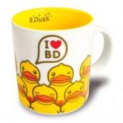 Caneca B Duck Love