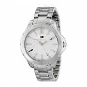 Tommy Hilfiger Women's 1781412 Analog Display Quartz Silver Watch