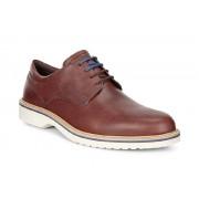 Pantofi smart-casual barbati ECCO Ian (Maro / Rust)