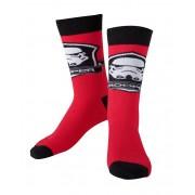 Star Wars Stormtrooper червени чорапи