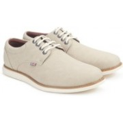Arrow HUGO Sneakers(Beige)