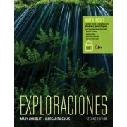 Exploraciones (with iLrn (TM) Heinle Learning Center, 4 terms (24 months) Printed Access Card) by Mary Ann Blitt