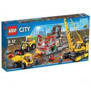 City - Le chantier de démolition - 60076