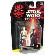 Star Wars EXCLUSIVE Queen Amidala w/ Battle Droid Action Figure 2-pack Episode 1