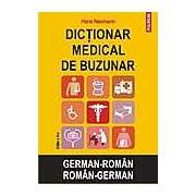 Dictionar medical de buzunar german-roman/roman-german. (Editia a II-a)