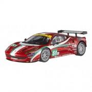 Hot Wheels Elite Ferrari 458 Italia GT2 Le Mans 2011 1:43