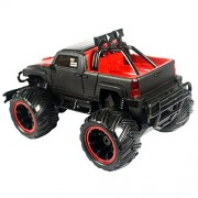 Toys Basket 1:20 Scale Cross Country RC Racing Super SUV Car--Red-Black