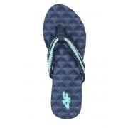 4f Blue női nyári lábujjközös papucs
