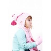 Детски комплект Лило розово