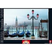 Educa - 16002 - Puzzle Classique - Venise À La Tombée Du Jour - 1500 Pièces