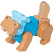 Kit De Construction Creatif Hippopotame