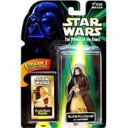 Star Wars Power of the Force Obi Wan Kenobi Flashback Photo with Lightsaber