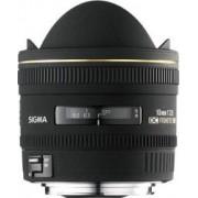 Obiectiv Foto Sigma 10mm f2.8 EX DC Fisheye Nikon AF-D DX