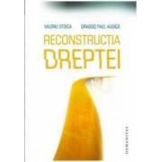 Reconstructia dreptei
