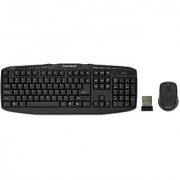 Gear Head KB5165W Multimedia Wireless Keyboard and Optical Mouse
