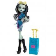Papusa Monster High - Plimbarete NEW Frankie Stein