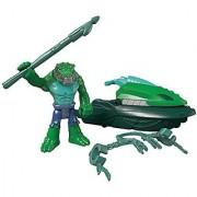 Imaginext DC Super Friends K. Croc and Swamp Ski Action Figure