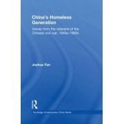 China's Homeless Generation by Joshua Fan