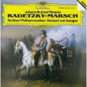 J Strauss - Radetzky Marsch Etc. (0028941002723) (1 CD)