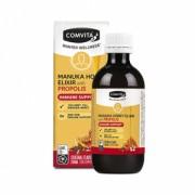 Elixir din plante, miere Manuka UMF10+ si propolis, Comvita