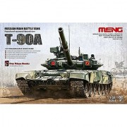 1:35 Russian T-90 Main Battle Tank
