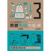 The Kurosagi Corpse Delivery Service: Book Three Omnibus: Book 3 by Eiji Otsuka