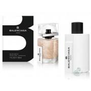 Balenciaga B. Woman Woda perfumowana 30ml spray + Balsam do ciała 75ml