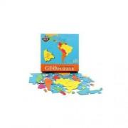 GeoToys GeoPuzzle Latin America