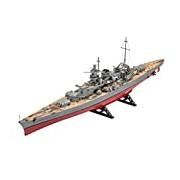 Revell GmbH 05037 1:570 Scale Scharnhorst Model Set