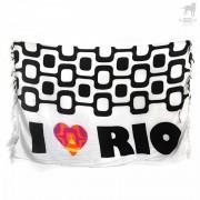 CA-RIO-CA I Love Rio Canga Towel CRC-C102000